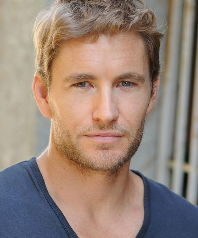 Brett Tucker was Dave.