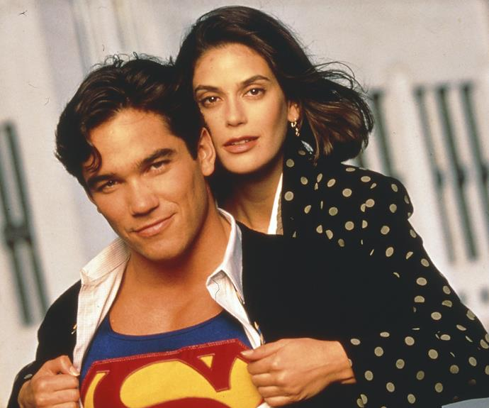 ***LOIS & CLARK: THE NEW ADVENTURES OF SUPERMAN:*** More lustful glances than superhuman powers and flapping capes, *Lois & Clark* plays on the budding romance between the fearless journalist and the Man Of Steel. The couple, as played by Teri Hatcher and Dean Caine, finally got hitched in the final fourth season. Not that the show skimped on adventure. John Shea ensured that Lex Luther remained a worthy adversary.