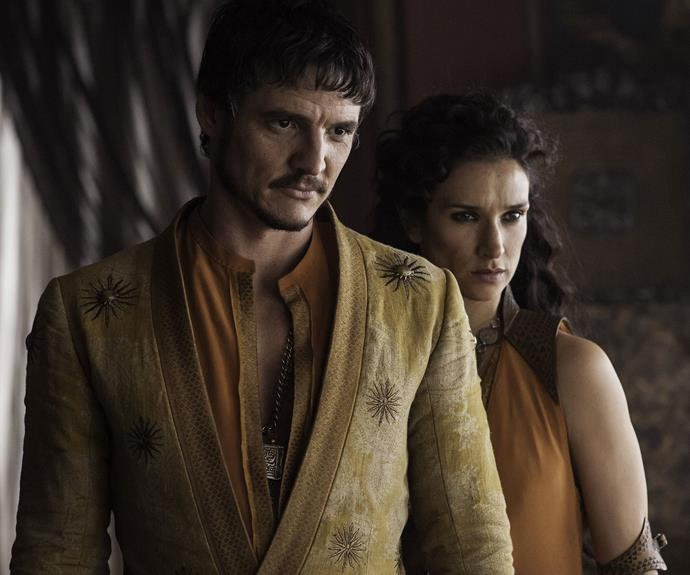 "**The Mountain versus The Viper – season 4, episode 8 *""The Mountain And The Viper""***: Just when you start cheering for a new good guy, they bite the dust! Prince Oberyn (Pedro Pascal) wanted to seek revenge for the murder and rape of his sister at the hands of Gregor Clegane. However Gregor (Hafþór Julius Bjornsson) triumphed in the vicious and bloody battle."