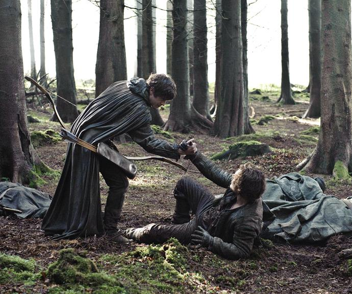 "**The torture of Theon Greyjoy – season 3, episode 8 *""The Bear And The Maiden Fair""***: Sure, Theon (Alfie Allen) isn't exactly a popular character but witnessing his torture was confronting. Ramsay Snow (Iwan Rheon) took great pleasure in torturing Theon – naming him Reek and cutting off his manhood."