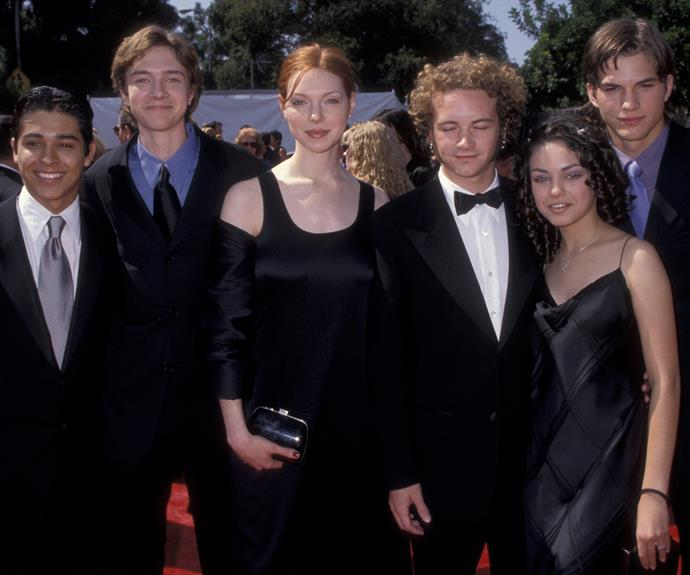 That '70s Show first aired in 1998.