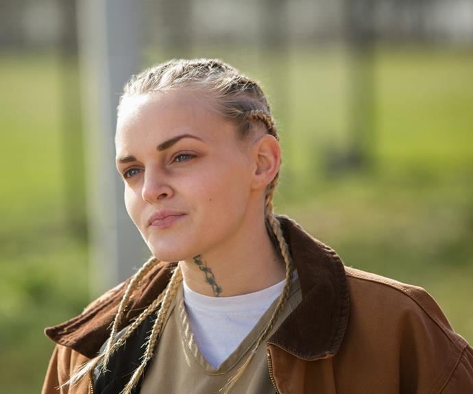 In 2013, Madeline starred as inmate Tricia Miller in ***Orange Is The New Black***. Tricia was a drug addict and died of an overdose in the first season.