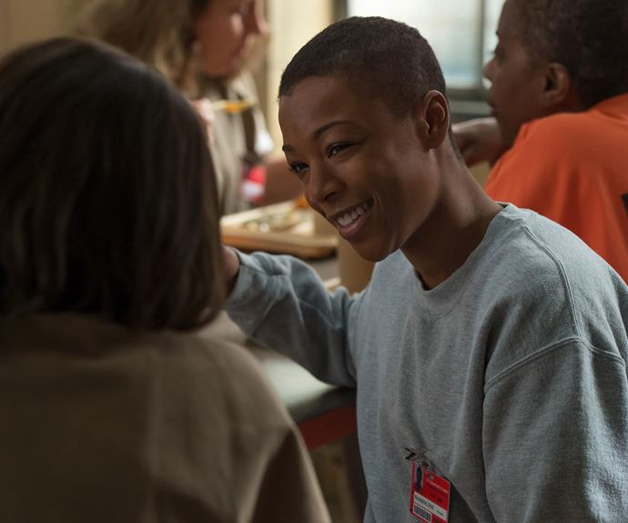 Samira is well-known for her role in prison drama ***Orange Is The New Black*** where she played Poussey Washington. Poussey was sadly killed at the end of season six of *OITNB*.