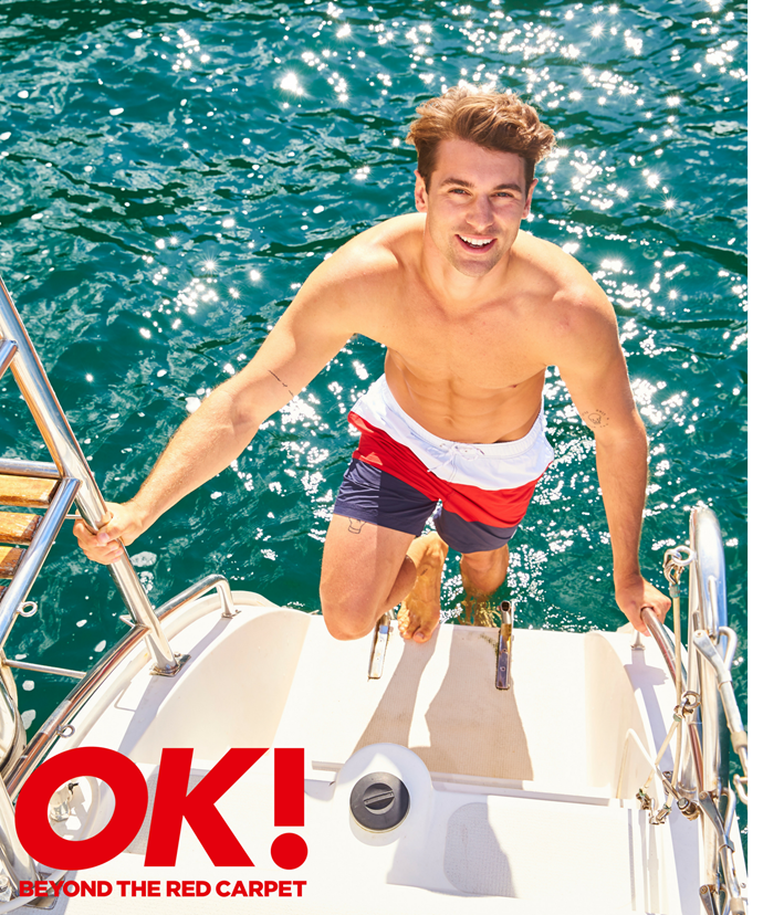 Matty's set to make a splash when *The Bachelor* kicks off on Wednesday!