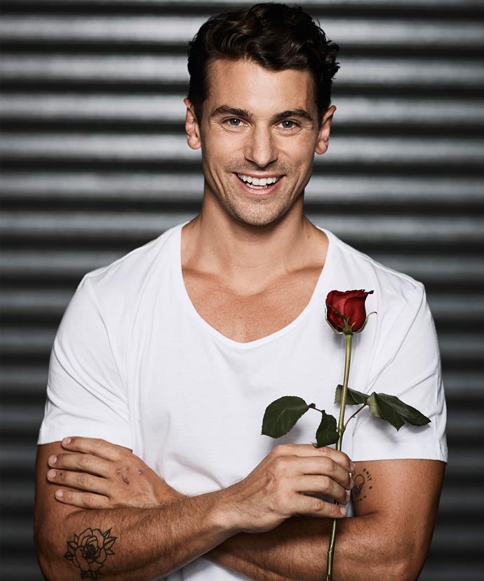Give us a rose, Matty!