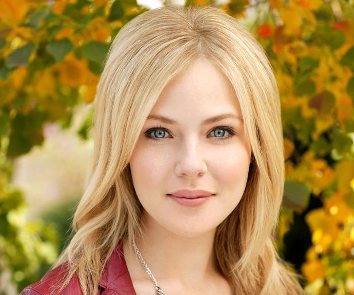 **Jessica Marais as Rachel Rafter**