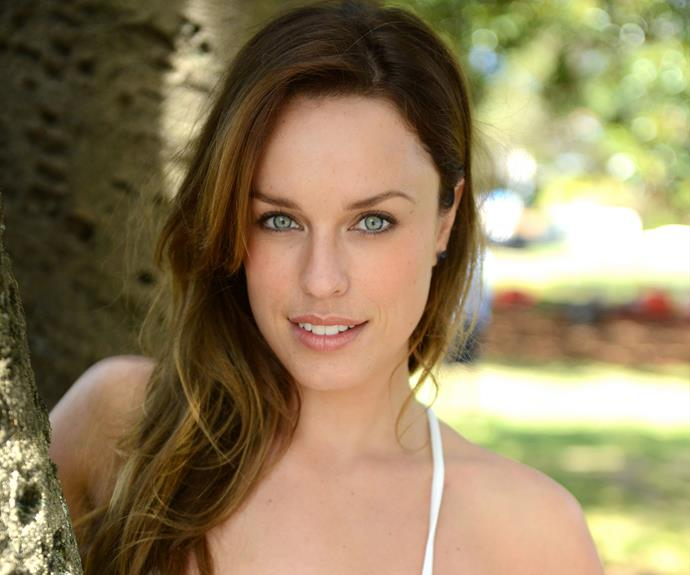 **Jessica McNamee as Sammy Rafter**