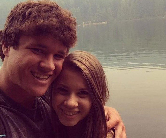 Bindi is dating American wakeboarder, Chandler Powell, who she met in 2013.