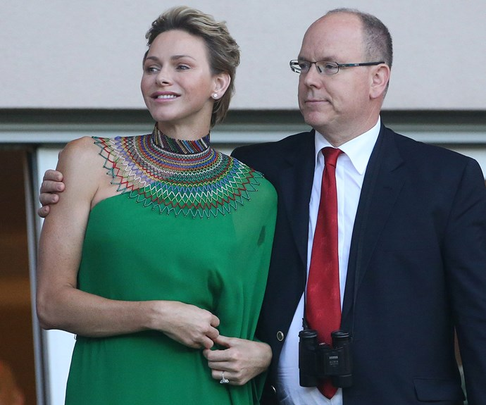 The Monaco royal is married to Princess Charlene.