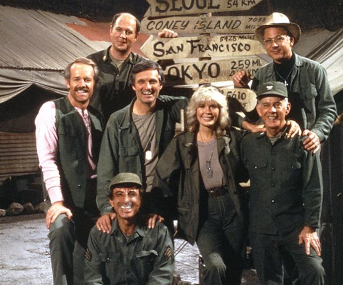 **Worst: *AfterMASH –*** The mega popularity of war series ***MASH*** (pictured above), led to the development of ***AfterMASH***, which followed Colonel Potter (Harry Morgan), Klinger (Jamie Farr) and Father Mulcahy (William Christopher) as they began working together at a hospital in Missouri. Whilst it tried to recapture the magic of *MASH*, the spin-off fell short, even a cameo from Radar (Gary Burghoff) couldn't save the series. The show was cancelled after just two seasons.