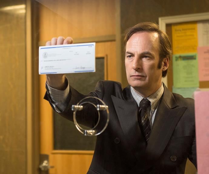 **Best: *Better Call Saul –*** When it was announced that a prequel to the ground-breaking series ***Breaking Bad*** was being released, we collectively raised our eyebrows. Could anything match the brilliance of Walter White? Thankfully ***Better Call Saul*** lived up to expectations and Bob Odenkirk's reprisal of slimy lawyer Saul Goodman is top-notch. Three seasons in and we're hooked!