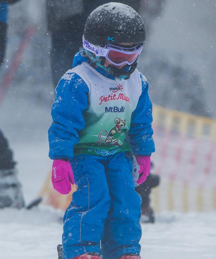 Look at our new favourite skier.
