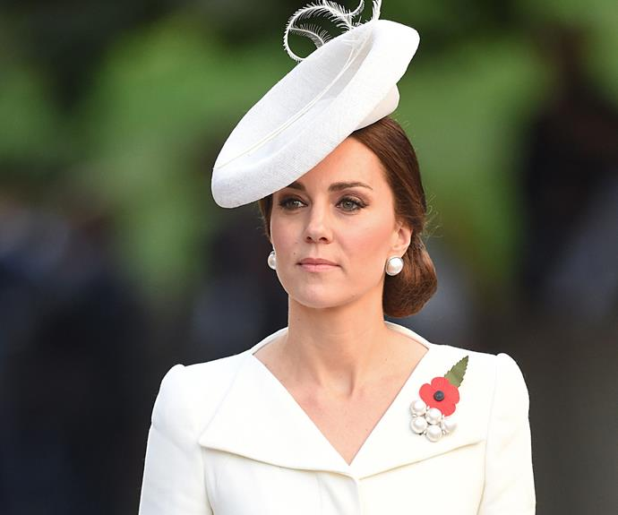 Eagle-eyed royal watchers adored Kate's outfit...