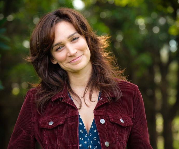 **Nicole Da Silva as Charlie:** We know her best as Franky from ***Wentworth***, but here she is Matt's wife, not to mention Hugh's ex! She's also a school teacher.