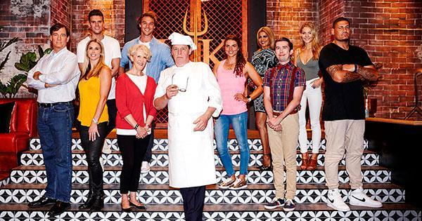 Marco Pierre White Hell S Kitchen Cast