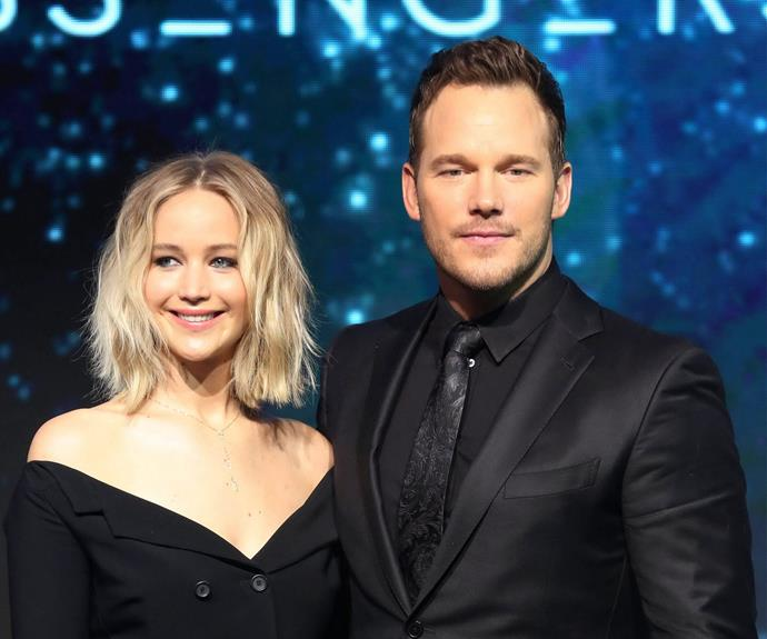 Anna admits she was rocked by claims Chris cheated on her with his co-star Jennifer Lawrence, but shut down the allegations.