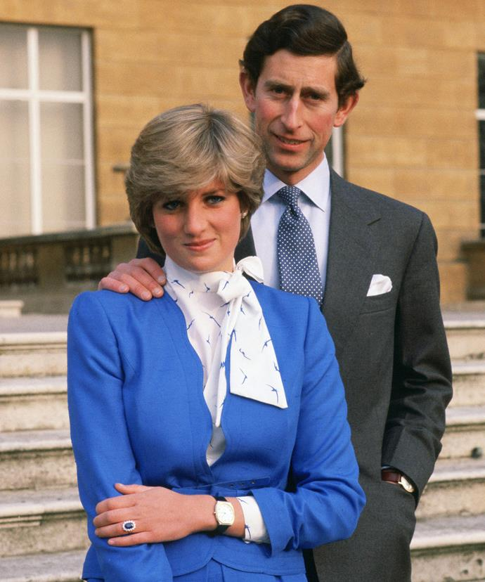 Diana reveals she had met Charles only 13 times before their wedding.
