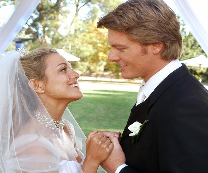 **Tess and Nick's Wedding:** The McLeod and Ryan clans were finally united when Tess walked down the aisle to marry Nick (Myles Pollard), the man of her dreams. Even the arrival of his monstrous mother could not ruin the special day.