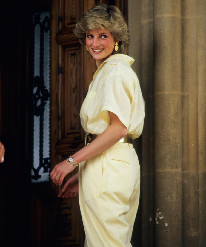 Paul worked as Diana's butler from 1987 until her death ten years later.