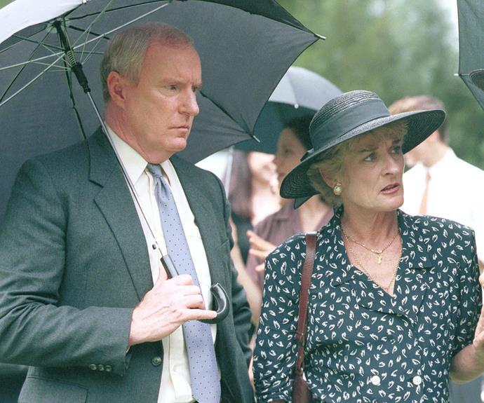 **Alf & Ailsa:** In 1988, Alf (Ray Meagher) and Ailsa (Judy Nunn) tied the knot in Summer Bay. They welcomed their son, Duncan, into the world the following year. Despite some hard times over the years, Alf and Ailsa were married until Ailsa's death in 2001.