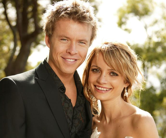 **Aden & Belle:** The relationship of lovebirds Aden (Todd Lasance) and Belle (Jessica Tovey) was a fraught one. Aden suffered a severe breakdown in the early stages of their courtship which sent Belle into the arms of Angelo (Luke Jacobz). This didn't last long and the couple got back together and became engaged not long after.