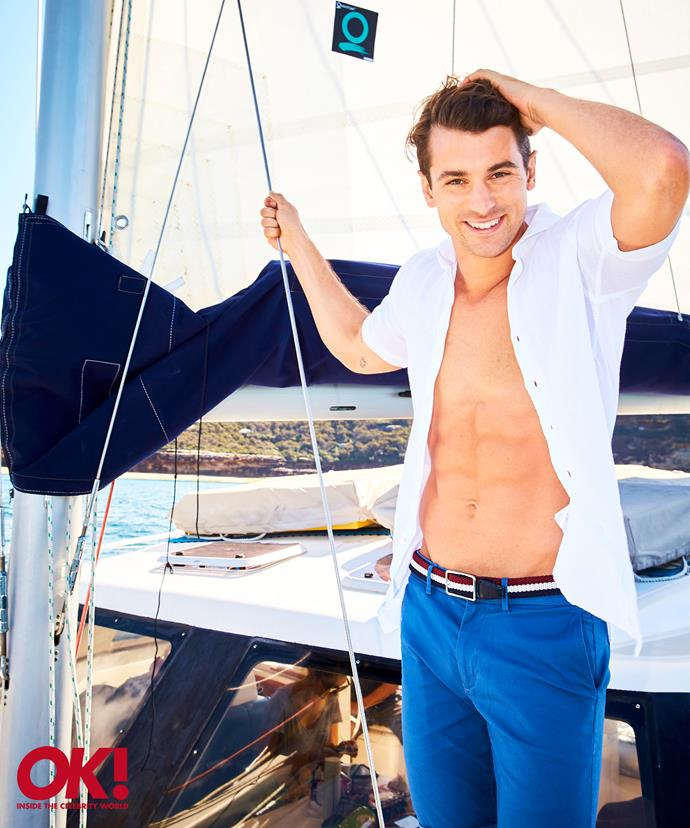 Ahoy there, Matty!