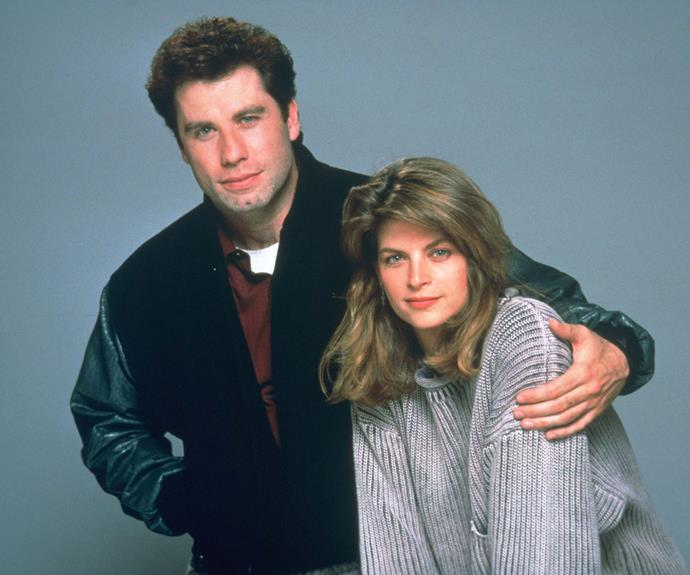 ***Look Who's Talking*** (1989):  After a doomed affair, single mum Mollie (Kirstie Alley) is left to raise her baby, Mikey, on her own. That is, until James (John Travolta), her taxi driver 