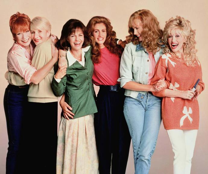 ***Steel Magnolias*** (1989): It was billed as the funniest movie 