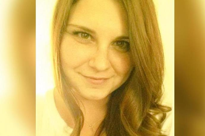 Heather Heyer was killed by the Nazi sympathiser.