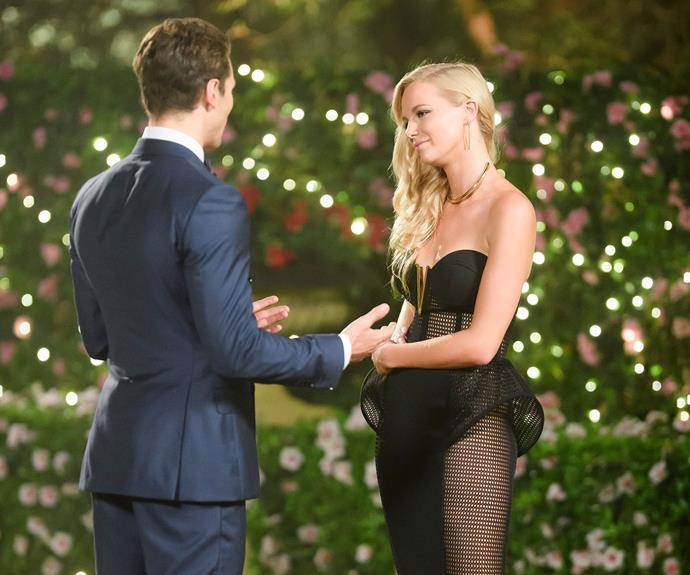 Leah revealed that she didn't spend a lot of time with Matty.