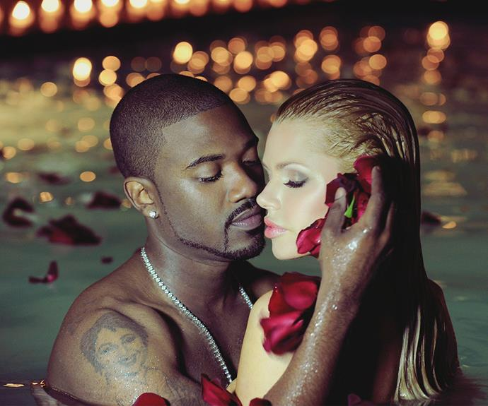 Fans will recognise Ray J from his days with Kim Kardashian.