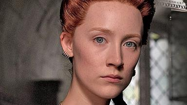 The first images of Saoirse Ronan playing Mary, Queen of Scots have sent the internet ablaze