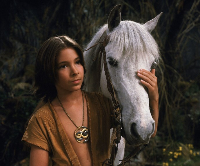 ***The NeverEnding Story*** **(1984):** If you believe in dreams and magic, this flick was likely your favourite growing up. While fleeing the school bullies, young Bastian (Barret Oliver) hides in a bookstore, where he stumbles upon an intriguing tale, The NeverEnding Story. As he begins to read about mystical land Fantasia, Bastian finds a description of… himself. He wonders if it's more than just a make-believe story…