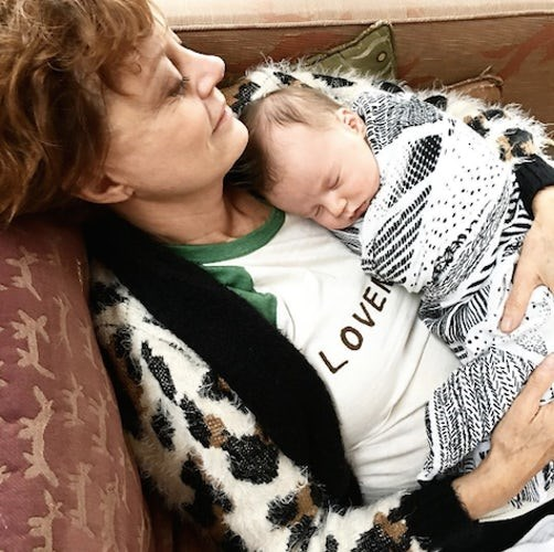 "**[Susan Sarandon](http://www.nowtolove.com.au/tags/susan-sarandon|target=""_blank""):** Susan's daughter, Eva Amurri Martino, gave birth to son Major James in 2016. Susan doesn't like to be called 'grandma' — instead, she prefers 'honey'. ""I borrowed this name from a very dear friend of mine who's from the South, and his grandma was 'Honey,'"" Susan said in 2014."