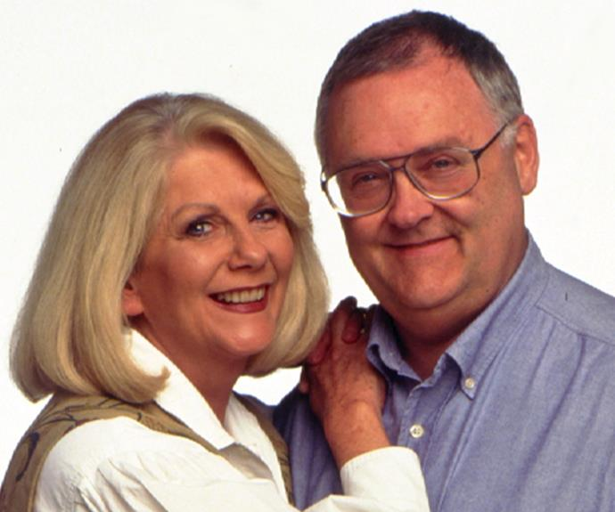 Despite some time spent apart, in which Harold went missing and Madge became briefly engaged to Lou Carpenter (Tom Oliver), the couple made their way back to each other and renewed their wedding vows. Madge's life was cut short when she was diagnosed with pancreatic cancer and given six months to live. But, her life ended much earlier when she developed septicemia after cutting her finger. Soon after she passed away in Harold's arms.