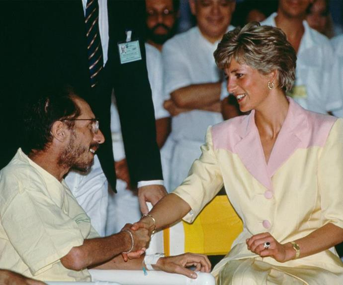 Diana would often attend royal engagement with Princess Margaret.
