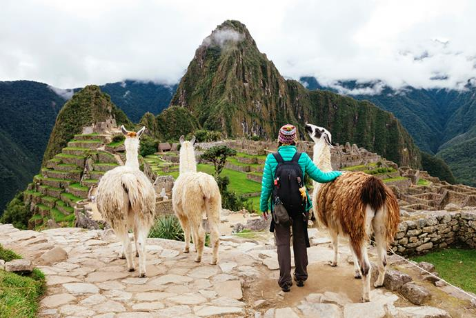 Can you picture yourself working from Machu Picchu?