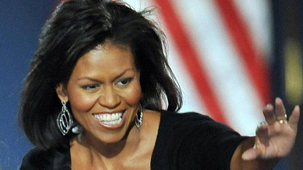 """It's **[Michelle Obama](http://www.nowtolove.com.au/news/latest-news/michelle-obama-for-president-in-2020-8925