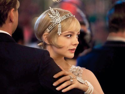 "**Daisy Buchanan, [*The Great Gatsby*](http://www.nowtolove.com.au/celebrity/celeb-news/australian-actors-dominate-cannes-3781|target=""_blank"")** Carey Mulligan's character is a wealthy and beautiful socialite from the 1920s. The movie is the ultimate visual feast, including the main dame's hair. Daisy carries the bold haircut with the utmost femininity, frailty and grace. Also, did you know the headpiece she's wearing is designed from Tiffany and Co and cost over $200,000?!"