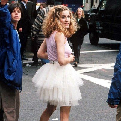 "**Carrie Bradshaw, *Sex and the City*** [**Sarah Jessica Parker**](http://www.nowtolove.com.au/celebrity/tv/everything-you-need-to-know-about-a-sex-and-the-city-reunion-39432|target=""_blank""): New York City newspaper columnist, party girl, fashionista and hair icon of our dreams. Her wild, curly tendrils are so complex and forever changing that they are almost a character themselves."