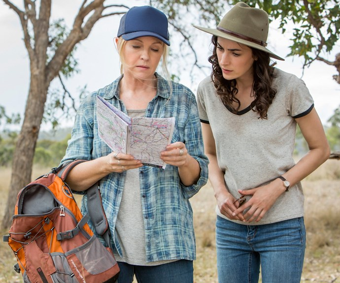 Rebecca Gibney as Lola Buckley and Geraldine Hakewill plays Chelsea Babbage.