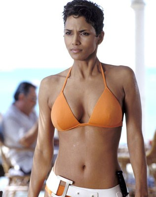 "**Giacinta 'Jinx' Johnson, [*James Bond*](http://www.nowtolove.com.au/celebrity/celeb-news/james-bonds-macho-fantasy-makeover-11085|target=""_blank"")** Bond Girl **Halle Berry**  wowed in *Die Another Day* and we're still diggin' her cute crop, 15 years later."