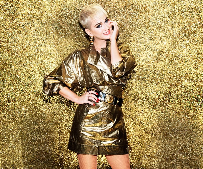 Katy Perry will be hosting the award show.