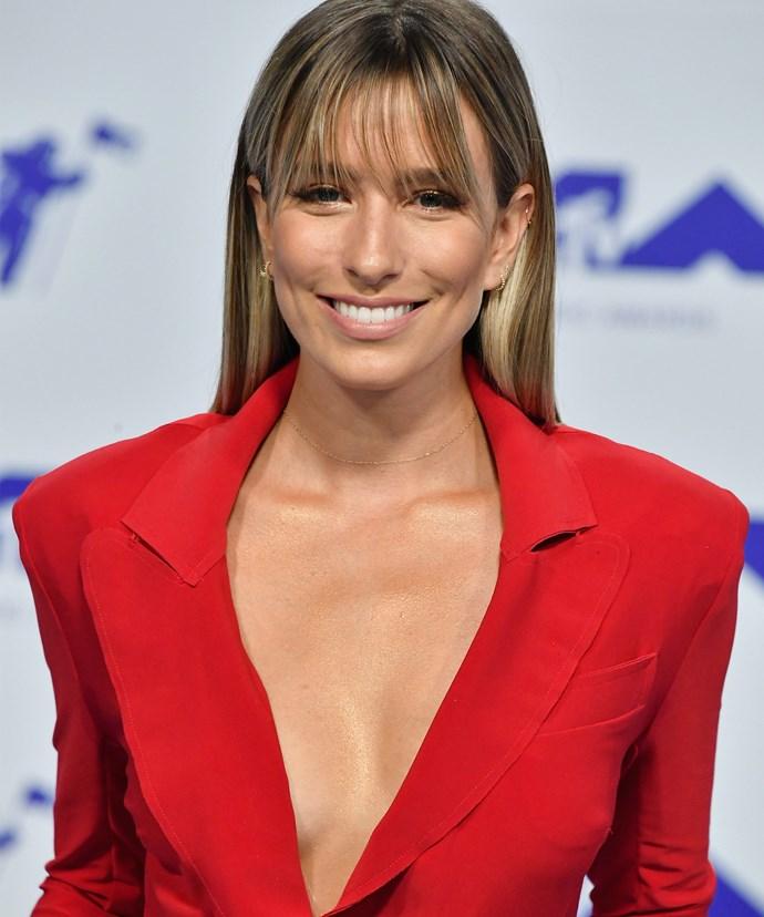 Australia was well represented by Aussie VJ Renee Bargh.