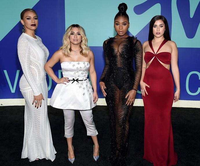 Fifth Harmony assemble!