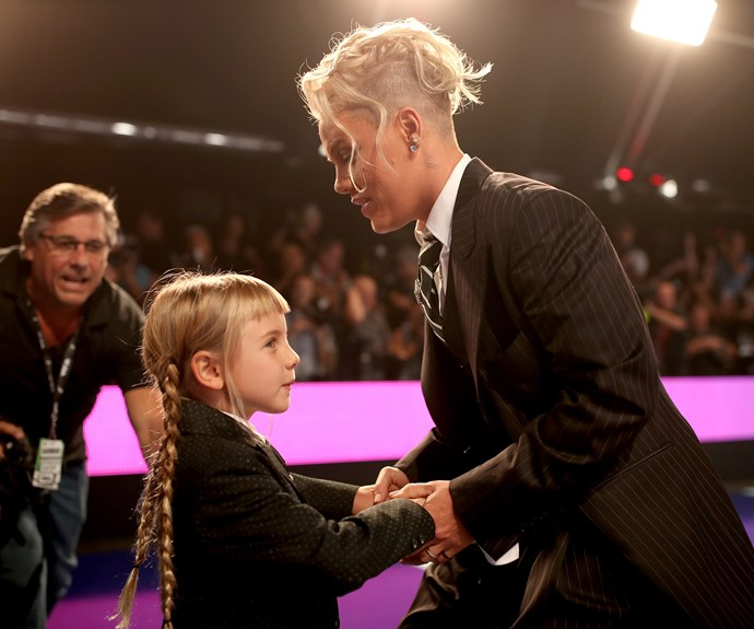We can't get enough of Pink and her daughter Willow!