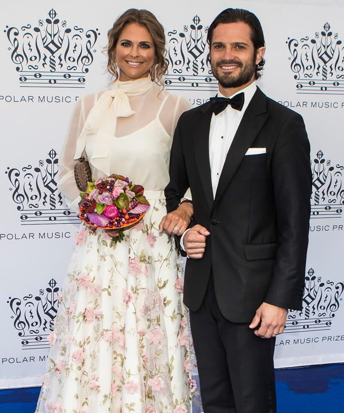 It's baby fever for the Swedes with Madeleine's little brother Prince Carl Philip set to become a father for the second time any day now.