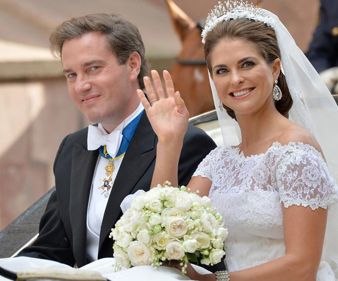 The Swedish royal met her husband in the Big Apple before marrying in 2013.