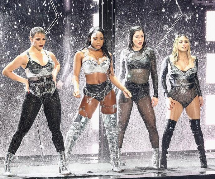 Fifth Harmony give us major theatrics.