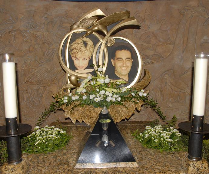 A visit to the Diana and Dodi memorial at Harrods is a must!